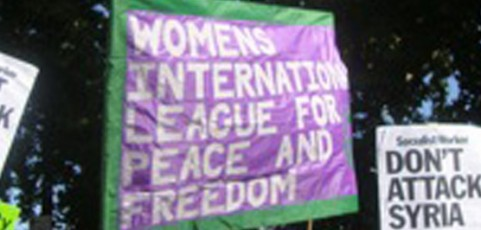 WILPF expresses concern over potential acts of war