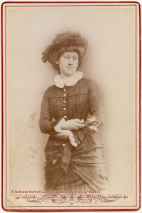 NPG x197267; (Julia Sarah) Anne Cobden-Sanderson by Unknown photographer