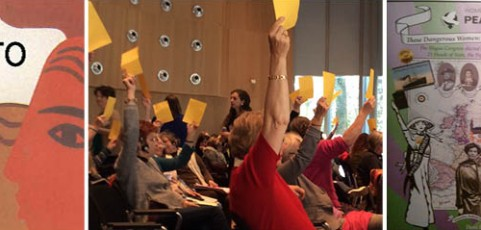 WILPF's centenary congress adopts new manifesto